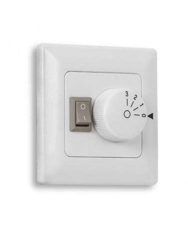 Controlador de Pared para Ventiladores LEDS C4
