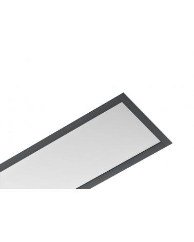 Luminaria de Empotrar con marco 120mm Led de Tromilux