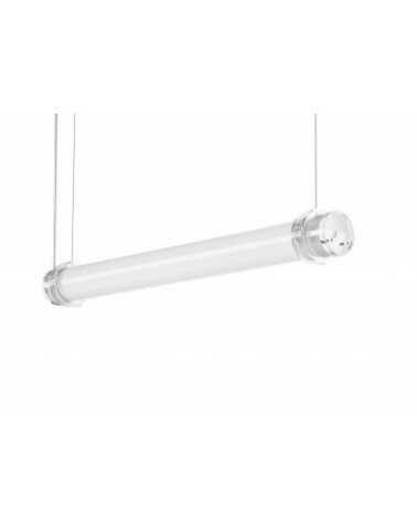 Luminaria Tubular Led Suspendida 50mm IP67 de Tromilux