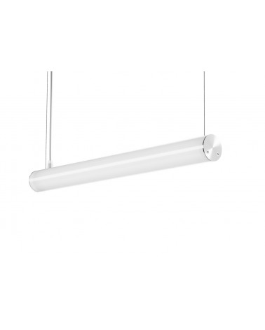Luminaria Tubular Led de Suspension 50mm IP43 de Tromilux