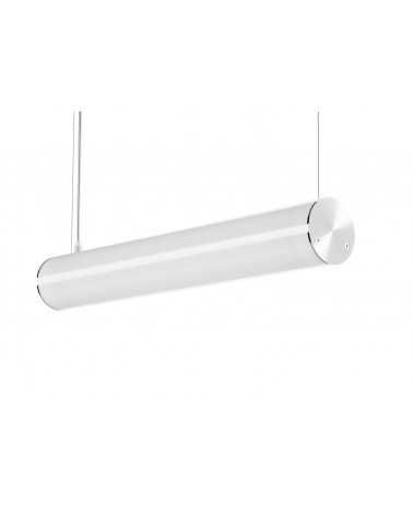 Luminaria Tubular Led de Suspension 80mm IP43 de Tromilux