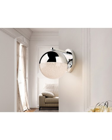 Aplique Sphere 1L LED de Schuller