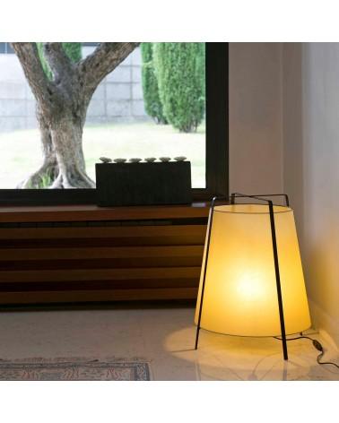 Lámpara Sobremesa Grande Akane diseñada por Pepe Llaudel de Faro