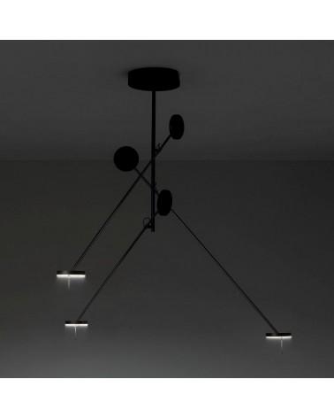 Lampara modelo Invisible 5084 diseñado por Francese Vilaro de Grok by LEDS C-4
