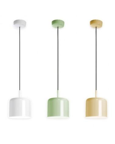 Lampara Colgante Pot de FM Iluminación