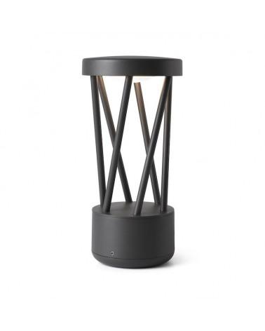Lámpara sobremuro Twist LED de Faro Barcelona