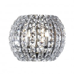 Aplique Diamond 2xG9 Led 4W de Schuller
