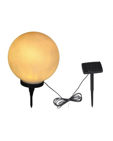 Baliza solar esférica 33773 / 33774 de Globo Lighting