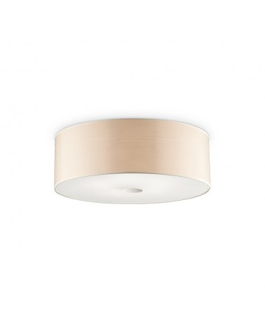 Plafón Woody  PL5 de Ideal Lux