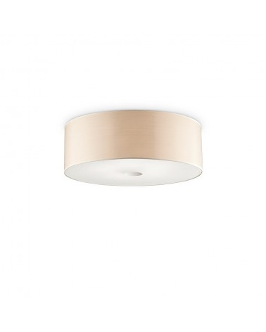 Plafón Woody  PL4 de Ideal Lux