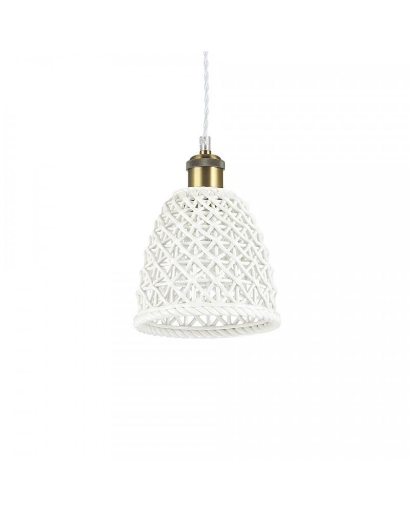Lámpara colgante Lugano SP1 D18 de Ideal Lux