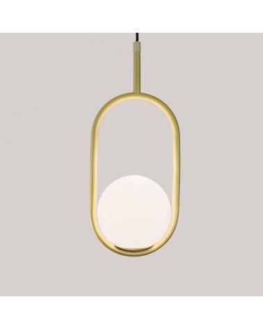 Lámpara de suspensión C_Ball S1 de Blux