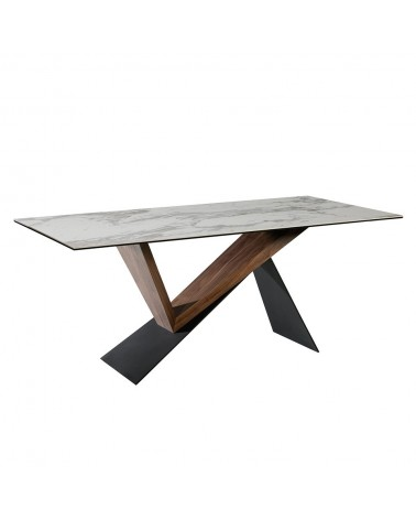 Mesa de comedor Noa 180x90 cm de Schuller