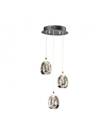 Suspension lamp  Ø30 Rocio 5 Led by Schuller