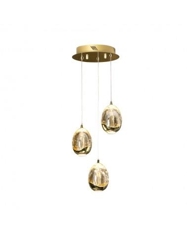 Suspension lamp  Ø30 Rocio 5 Led by Schuller