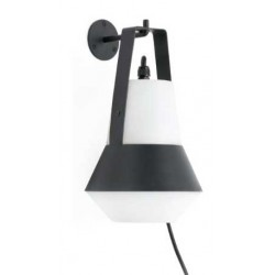 Enganche de Pared para lámpara Cat Exterior Aluminio inyectado