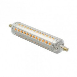 Bombilla Led R7s Slim118mm 10W 3000K Blanco calido