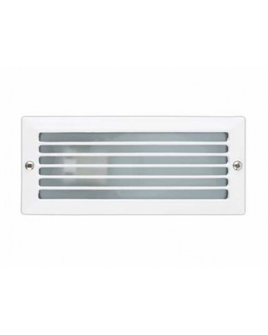 Baliza empotrable C/ rejilla E-27 de T9 Lighting
