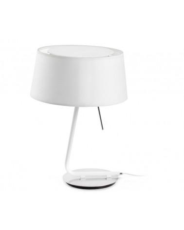 Lámpara Sobremesa Hotel Cromo diseñado Alex & Manel LLuscà de Faro