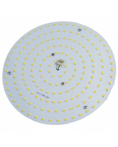 Disco Led Retrofit para plafones techo 20W 3000-3500K