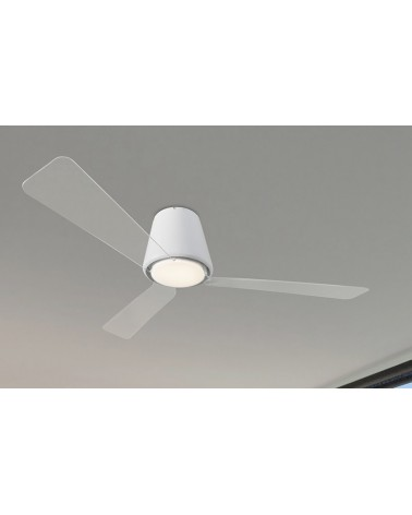 Ventilador Garbí IP44 Led