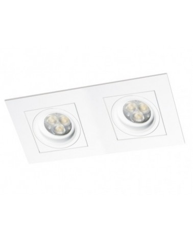 Empotrable Mini Care Blanco 2 luces de BPM Lighting