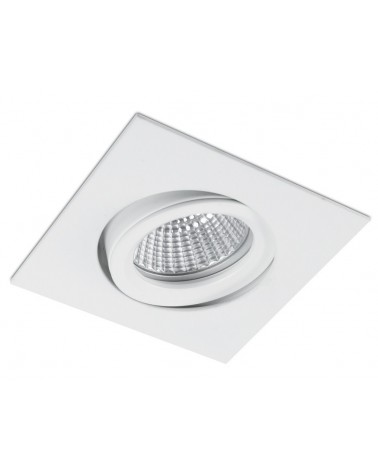 Empotrable Halka cuadrado blanco de BPM Lighting