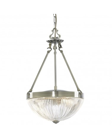 Suspension Led Windsor II 2L 2x60W de Mimax Lighting