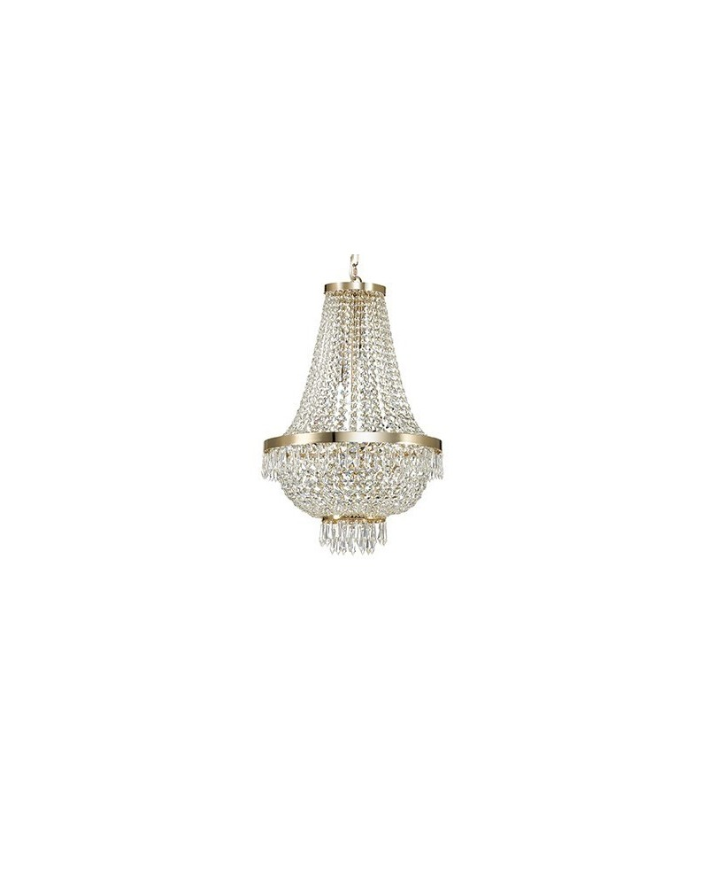 Lámpara colgante Caesar SP9  de Ideal Lux