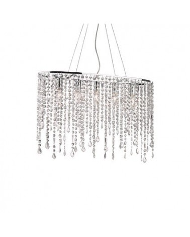 Lámpara colgante Rain SP5 de Ideal Lux
