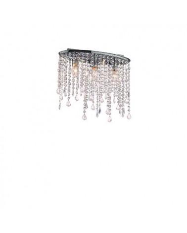 Plafones Rain PL3 de Ideal Lux
