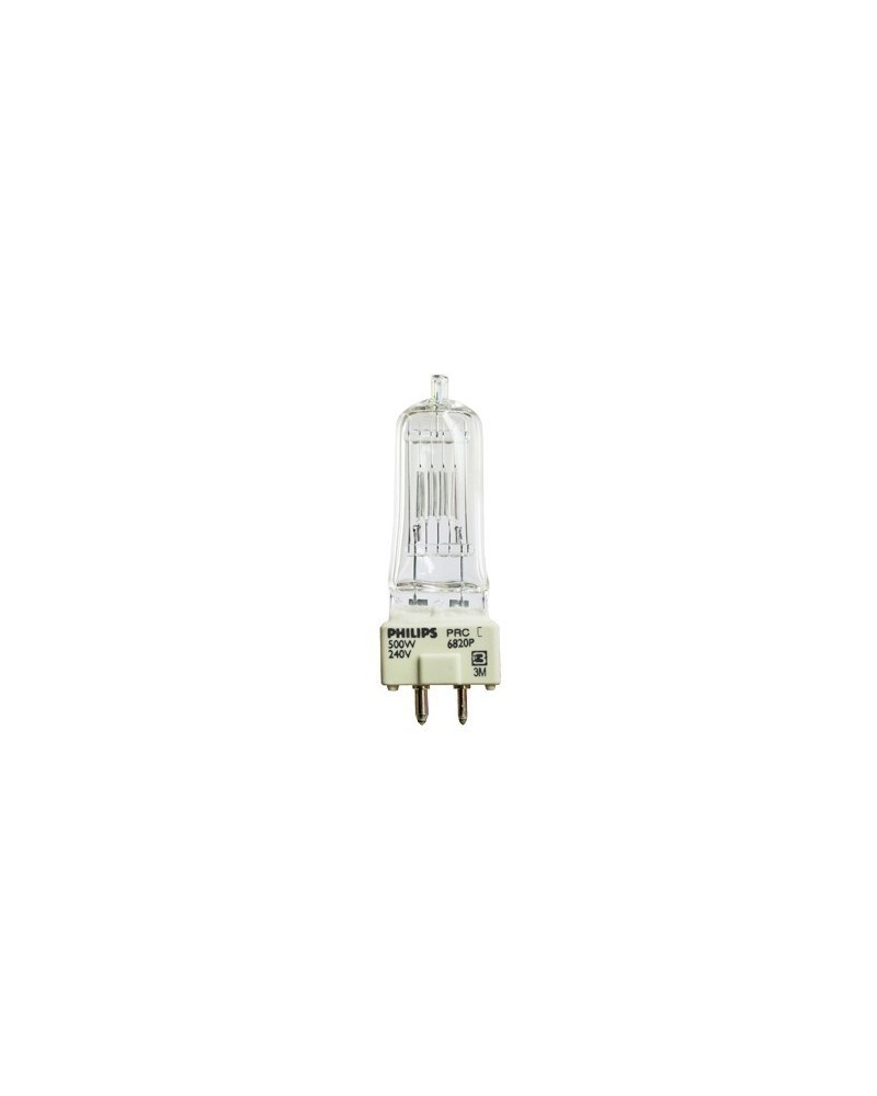 Lampara Halógena   GZ 9.5  FSX 500W/230V de Philips
