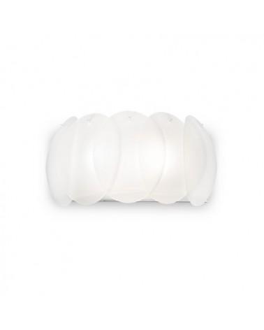 Aplique Ovalino AP2 Blanco de Ideal Lux