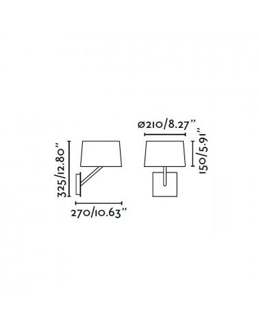 Aplique Handy diseñada por Jordi Blasi de Faro