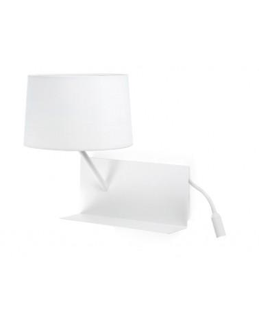 Aplique con Lector LED  Handy  diseñada por Jordi Blasi de Faro