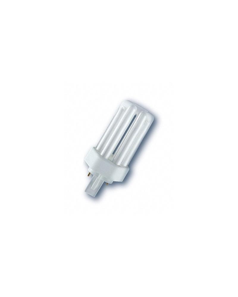 Lampara Fluocompacta Dulux T 13W 827 de Osram