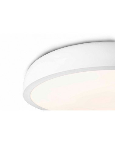 Plafón Redondo Grande Coccote LED diseñado por Jordi Llopis de Faro