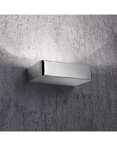 Aplique Brick AP2 de Ideal Lux