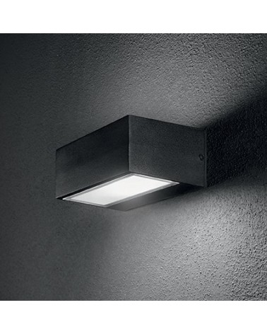 Aplique de exterior Twin AP1 de Ideal Lux
