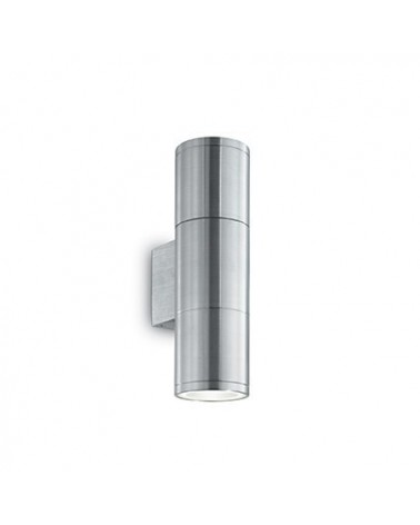 Aplique de exterior Gun AP2 Small de Ideal Lux