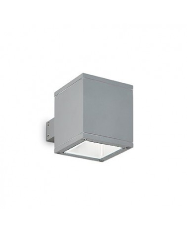Aplique de exterior Snif AP1 Square de Ideal Lux