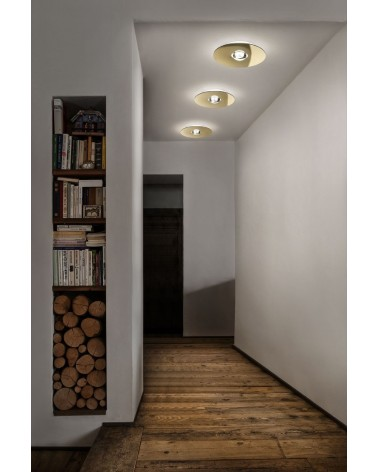 Plafon Bugia Single Led 17w de Studio Italia Design