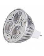 Led GU5.3 / MR16 Light Bulbs