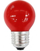 Coloured Standard Light Bulbs